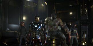 Marvel's Avengers desert vault