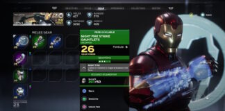 Marvel's Avengers Exotic Gear