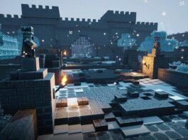 Minecraft Dungeons Creeping Winter Artifacts