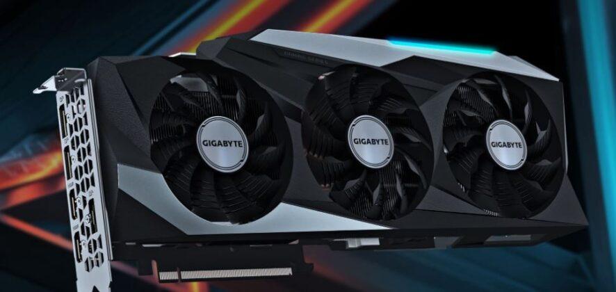 Gigabyte RTX 3080 Gaming OC