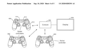 O atributo alt desta imagem está vazio. O nome do arquivo é PS5-controller-patent-300x176.png