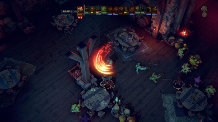 The Dungeon Of Naheulbeuk Elf Skills