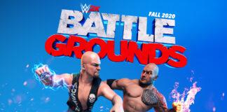 WWE 2K Battlegrounds car