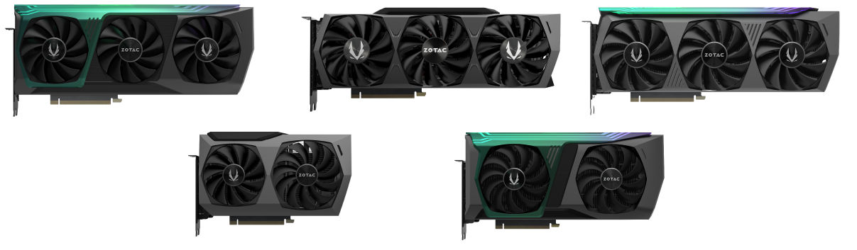 Zotac GeForce RTX 30