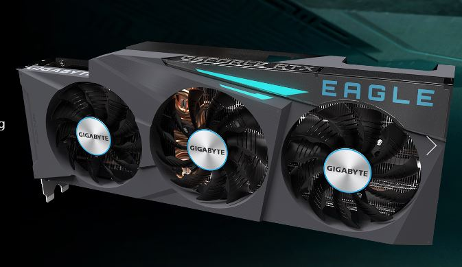 Gigabyte RTX 3080 Eagle OC