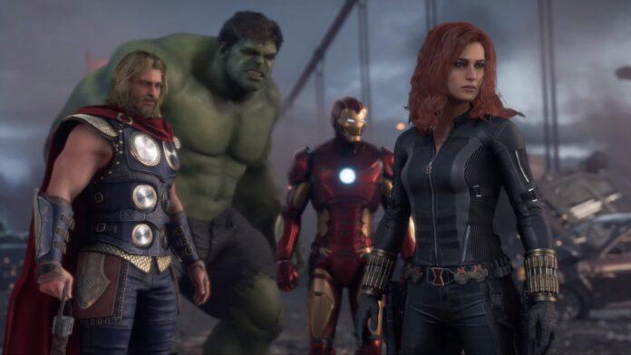 Marvel's Avengers Crash Fix, Marvel's Avengers Crashing