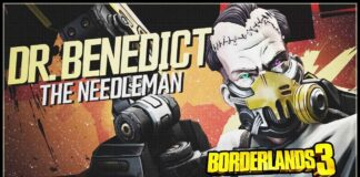 Borderlands 3 Dr Benedict