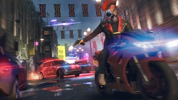 How to Escape Cops and Clear Wanted Level in Watch Dogs: Legion