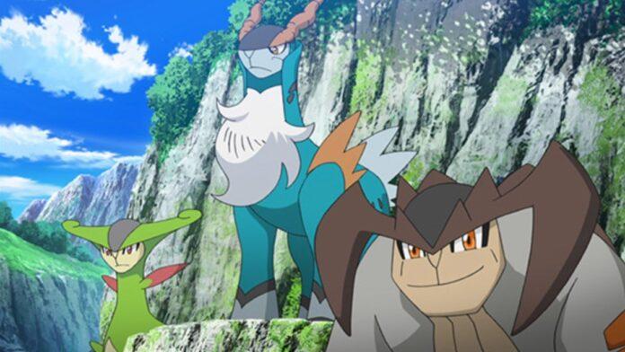 Pokemon Sword Shield Terrakion