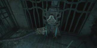 Amnesia rebirth Elevator Puzzle