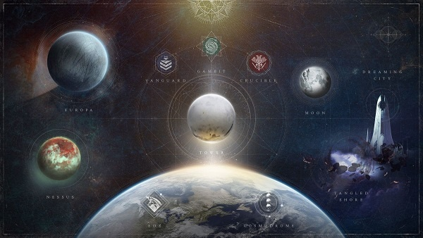 Destiny 2 Content Vault