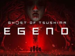 Ghost of Tsushima Legends heal and revive