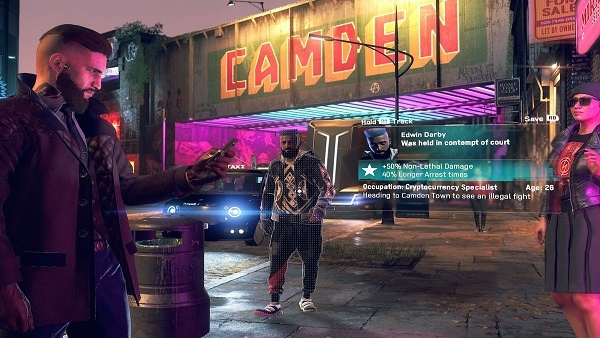 Watch Dogs Legion Clarion Call