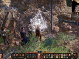 How to Fast Travel in Baldur's Gate 3