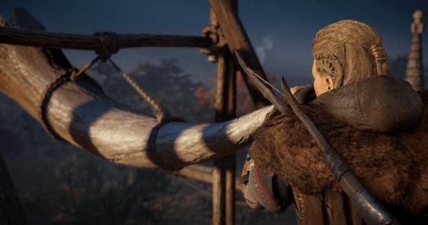 Assassin's Creed Valhalla Raising Iron