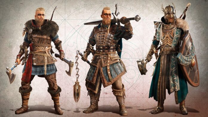 Assassin's Creed Valhalla Best Weapons