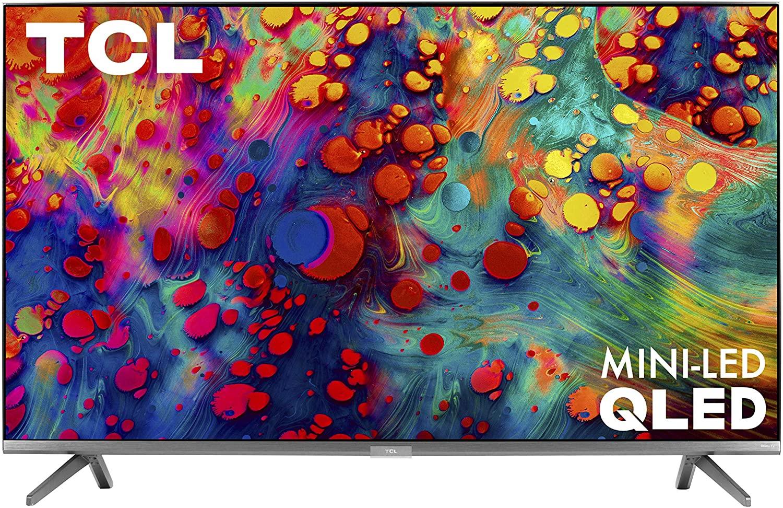 "TCL 65"" 6-Series 4K QLED Smart TV"