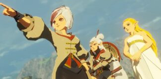 Age of Calamity Impa quests