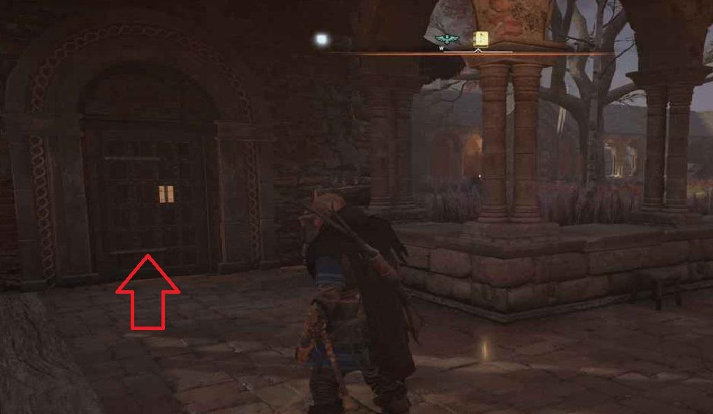 Assassin's Creed Valhalla Dive of Valkyries Location