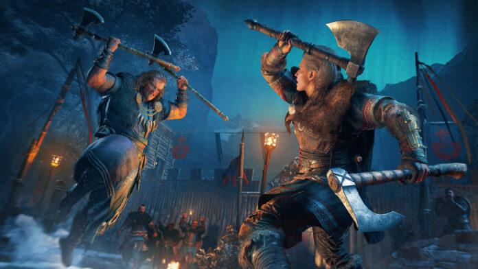 Assassin's Creed Valhalla Wardens of War