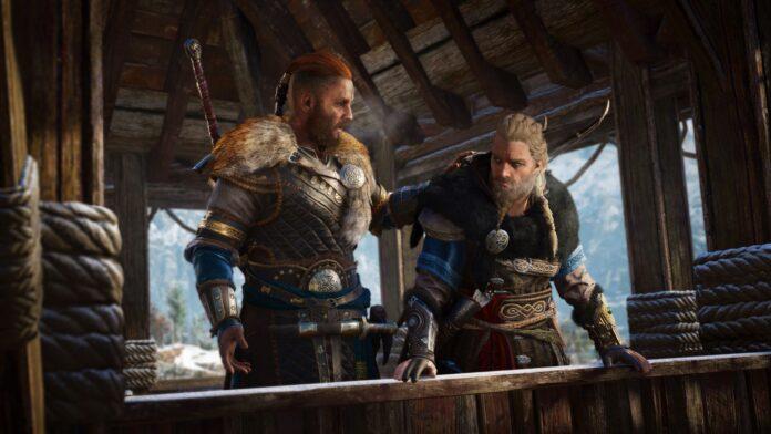 Assassin's Creed Valhalla best skills