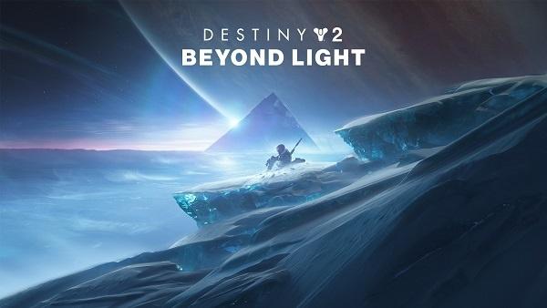 Destiny 2 Beyond Light Glacial Startwort