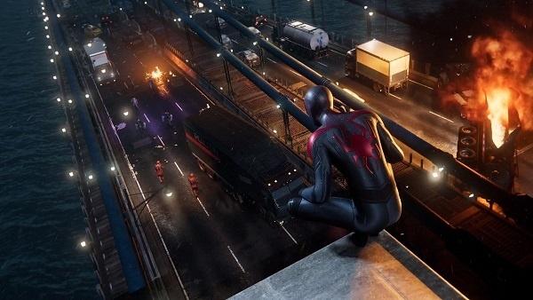 Spider Man Miles Morales Best Camouflage Skills