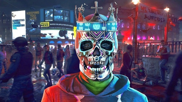 Watch Dogs Legion Into the Void walkthrough