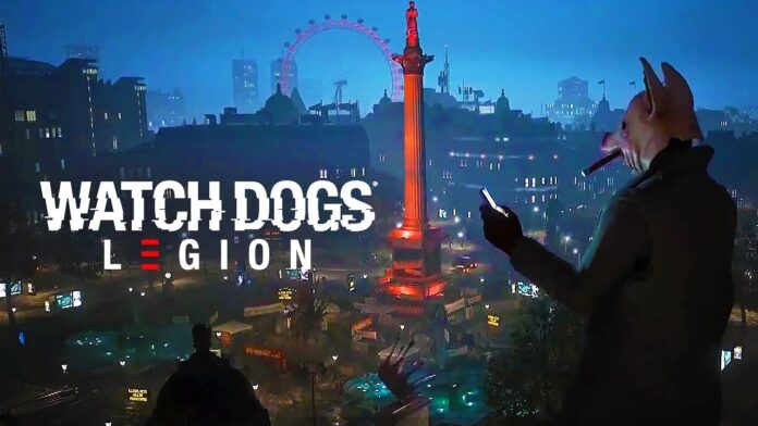 Watch Dogs Legion unlock doors