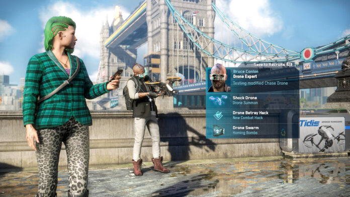 What to Do With Skye Larsen in Watch Dogs Legion