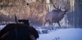 Reindeer Antlers Assassin's Creed Valhalla