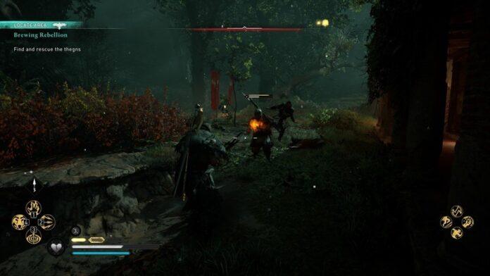 Brewing Rebellion Assassin's Creed Valhalla
