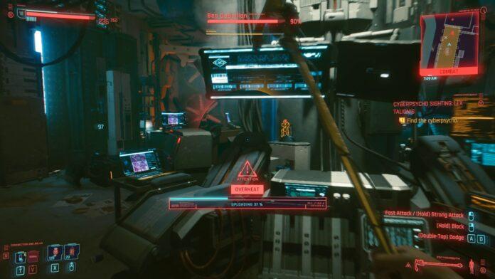 Cyberpunk 2077 Overheating