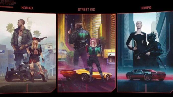 Cyberpunk 2077 Life Path