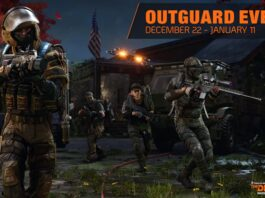 Division 2 Outguard Apparel Event