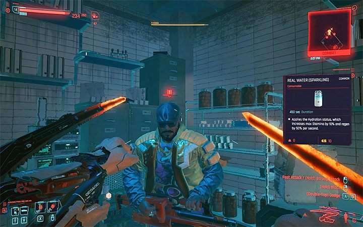 Cyberpunk 2077 Mantis Blades