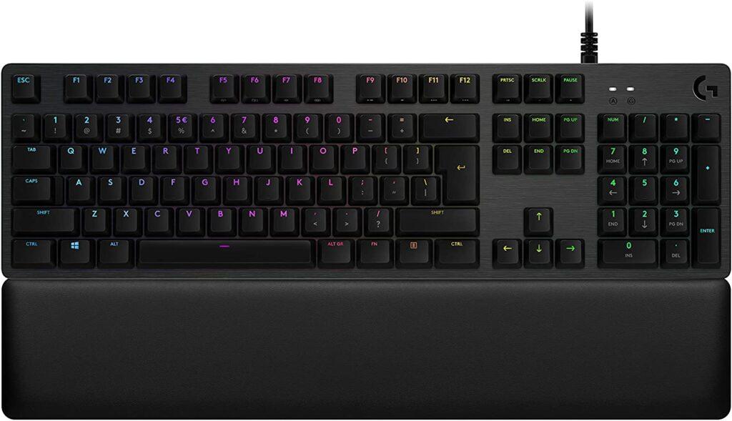 Black Ops Cold War Keyboards