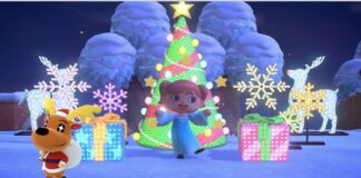 Animal Crossing New Horizons Toy Day Items