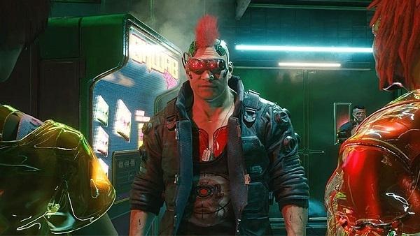 Cyberpunk 2077 Beat the Brat