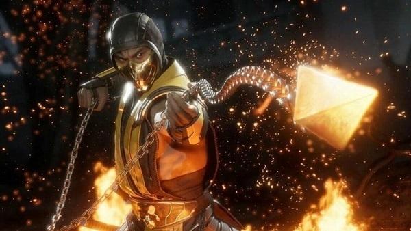 Cyberpunk 2077 Mortal Kombat Easter egg