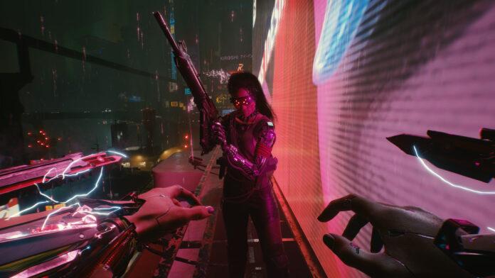 Cyberpunk 2077 The Street Kid Prologue Quest