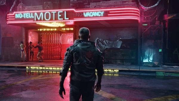 Cyberpunk 2077 big in japan side job