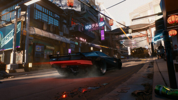Cyberpunk 2077 corpo rat walkthrough