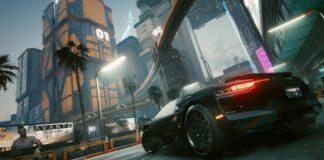 Rayfield Caliburn; Exotic Car in Cyberpunk 2077
