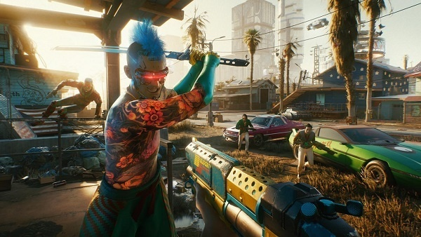 Cyberpunk 2077 iconic weapons locations