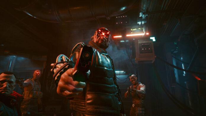 Cyberpunk 2077 The Pick Up