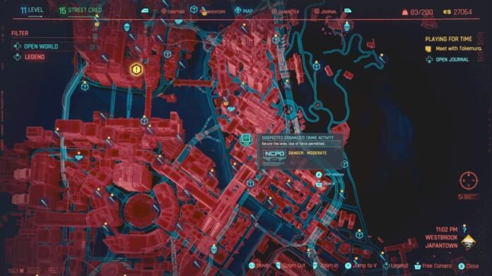 Sovereign Epic Double Barrel Shotgun in Cyberpunk 2077