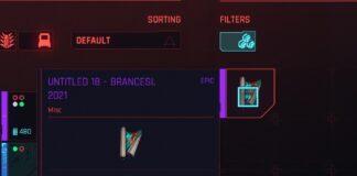 Infinite Money Glitch Cyberpunk 2077