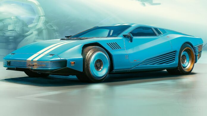 Cyberpunk 2077 Cars