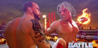 WWE 2K Battlegrounds Ric Flair